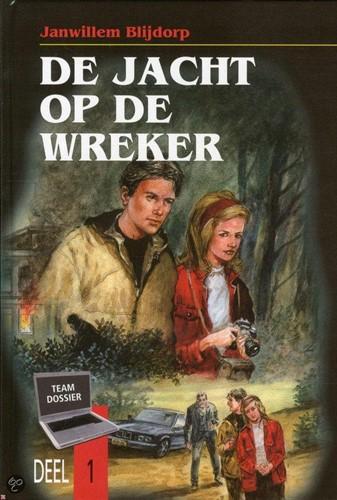 De jacht op de wreker (Boek)