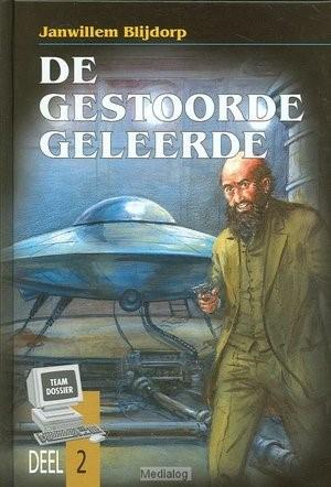 De gestoorde geleerde (Hardcover)