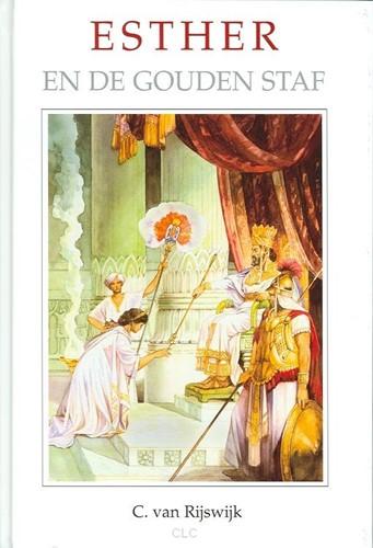 Esther en de gouden staf (Hardcover)