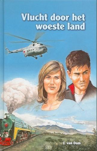 Vlucht door het woeste land (Hardcover)