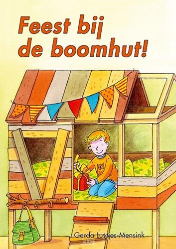 Feest bij de boomhut (Hardcover)