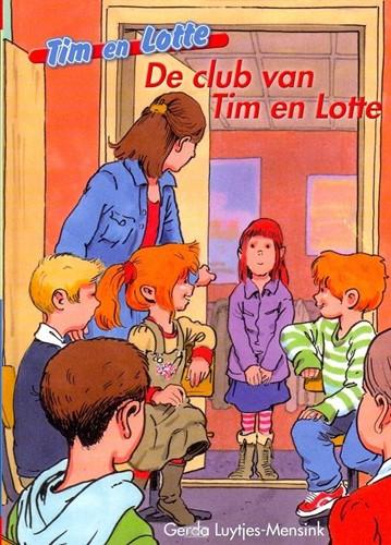 De club van Tim en Lotte (Hardcover)
