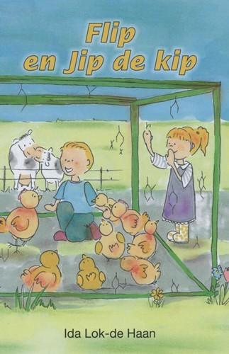 Flip en Jip de kip (Hardcover)