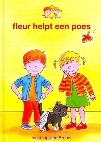 Fleur helpt een poes (Hardcover)