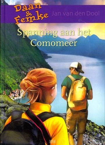 Spanning aan het Comomeer (Hardcover)