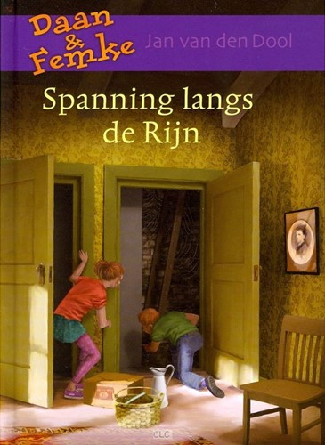Spanning langs de Rijn (Hardcover)