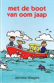 Met de boot van oom jaap (Hardcover)