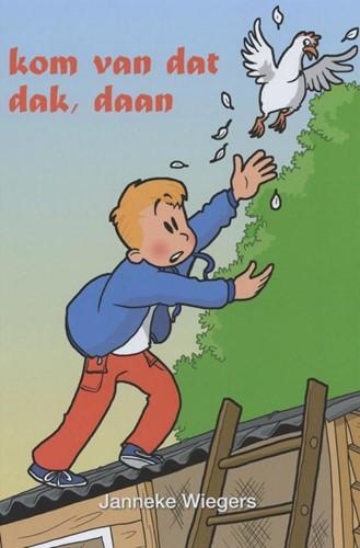 Kom van dat dak, Daan (Hardcover)