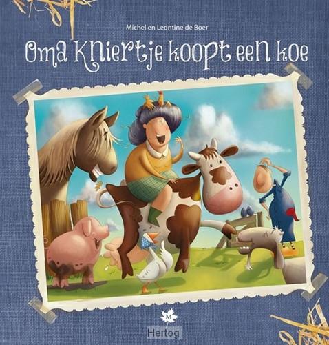 Oma Kniertje koopt een koe (Boek)