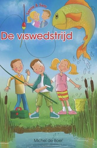 De viswedstrijd (Hardcover)