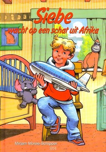 Siebe wacht op een schat uit Afrika (Hardcover)