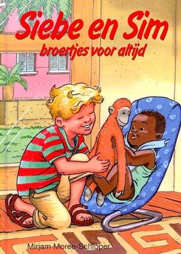 Siebe en Sim broertje voor altijd (Hardcover)