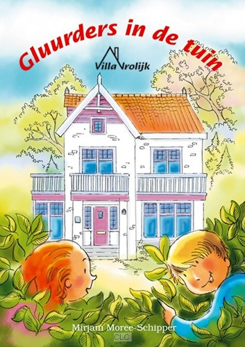 Gluurders in de tuin (Hardcover)