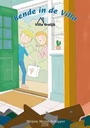 Bende in de villa! (Hardcover)