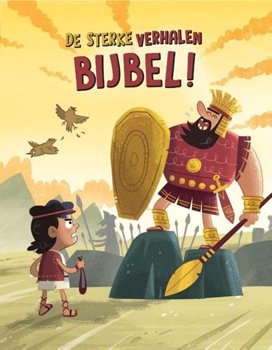De sterke verhalen Bijbel (Hardcover)