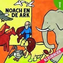 Noach en de ark (Kleurboek) (Boek)