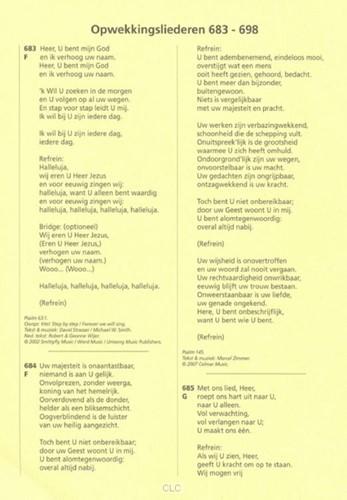 Tekstaanvulling (Losse bladen/Geniet)