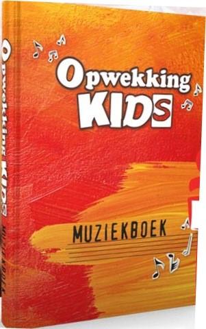 Opwekking kids muziekboek (1-335) (Hardcover)