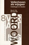 Vollenhoven als wijsgeer (Paperback)