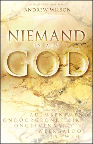Niemand is als God (Boek)