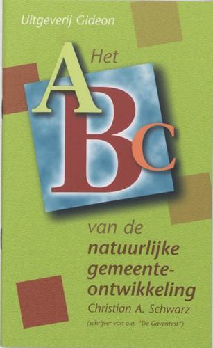 Het ABC van de natuurlijke gemeenteontwikkeling (Paperback)