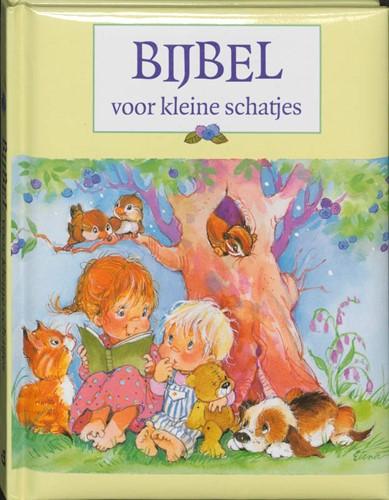 Bijbel voor kleine schatjes (Hardcover)