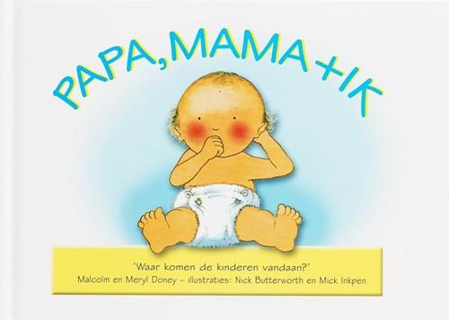 Papa, mama en ik (Hardcover)