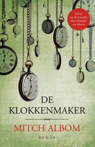 De klokkenmaker (Boek)
