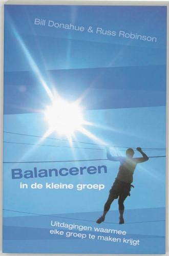 Balanceren in de kleine groep (Boek)