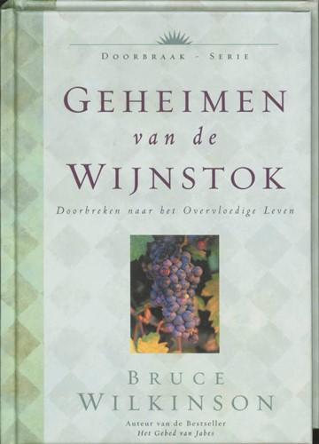 Geheimen van de wijnstok (Hardcover)