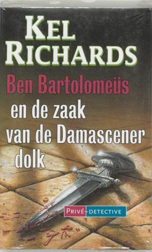 De zaak van de Damasceense dolk (Paperback)