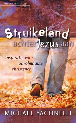 Struikelend achter Jezus aan (Paperback)