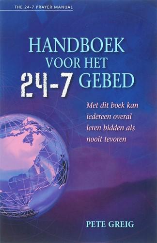 Handboek voor het 24-7 gebed (Boek)