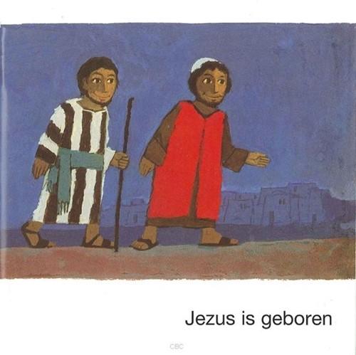Jezus is geboren (Losse bladen/Geniet)
