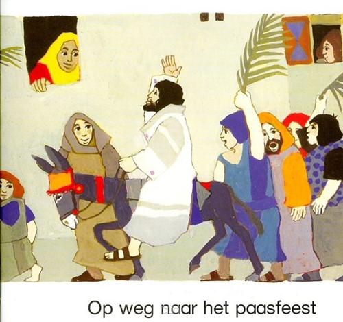 Op weg naar het paasfeest (Boek)
