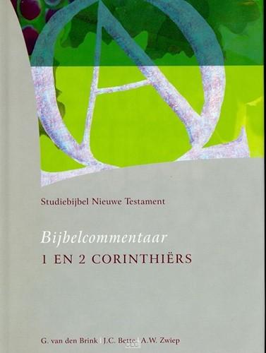 Bijbelcommentaar 1 & 2 Corinthiers (Hardcover)