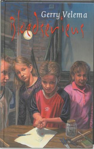 Bloedserieus (Hardcover)