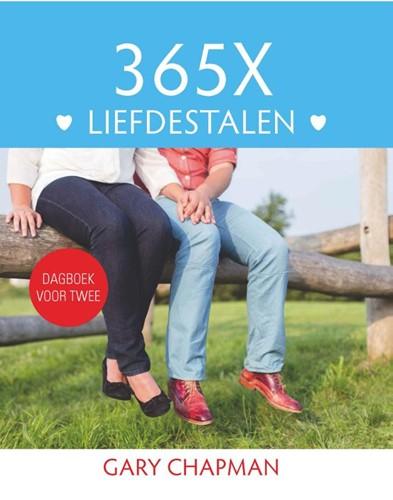 365x liefdestalen (Boek)