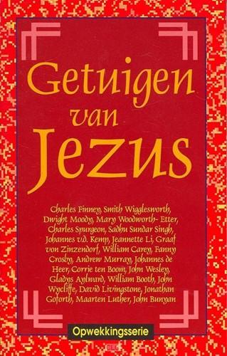 Getuigen van Jezus (Boek)