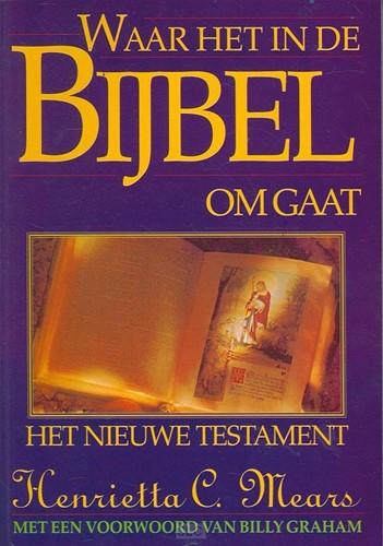 Waar het in de Bijbel om gaat (Boek)