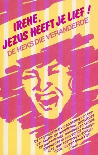 Irene, Jezus heeft je lief (Boek)