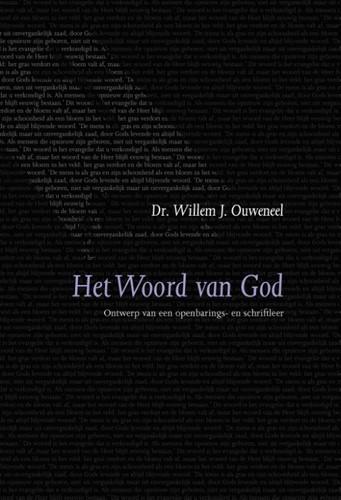 Het woord van God (Hardcover)