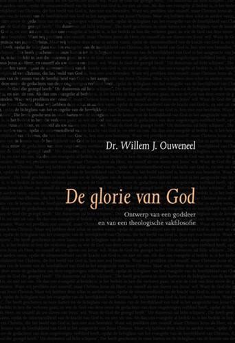 De glorie van God (Boek)