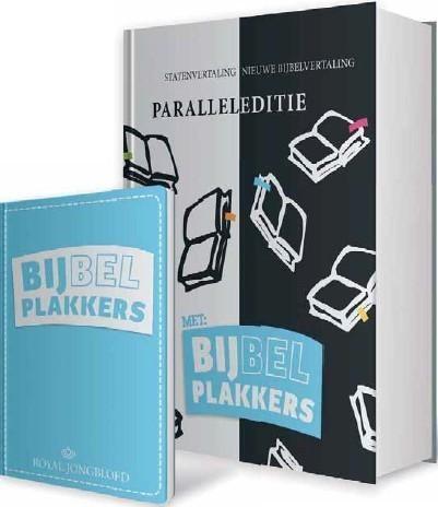 Paralleleditie statenvertaling - nieuwe Bijbelvertaling (Hardcover)