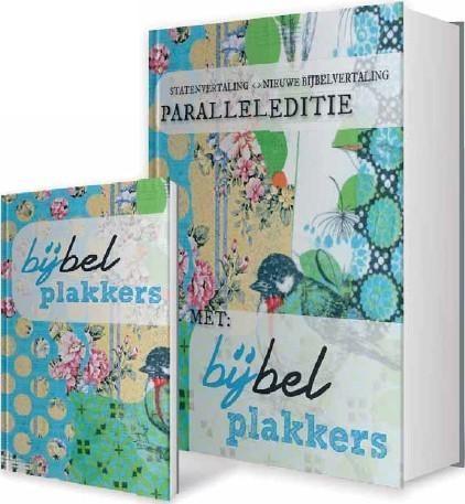 Paralleleditie NBV-SV + Bijbelplakkers (Hardcover)