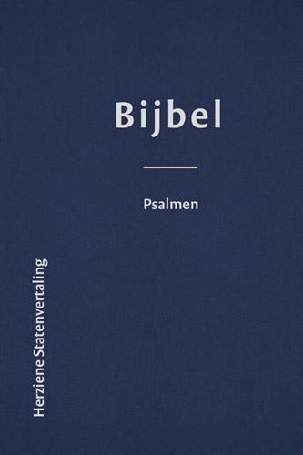 Bijbel met Psalmen luxe leer (HSV) - 8,5x12,5 cm (Hardcover)