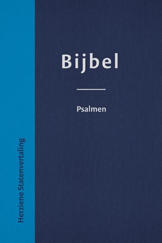 Bijbel met Psalmen hardcover (HSV) + koker - 8,5 x 12,5 cm (Hardcover)