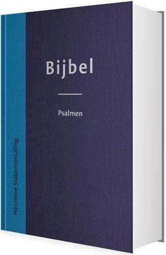 Bijbel met Psalmen vivella en index (HSV) + koker - 8,5 x 12,5 cm (Boek)