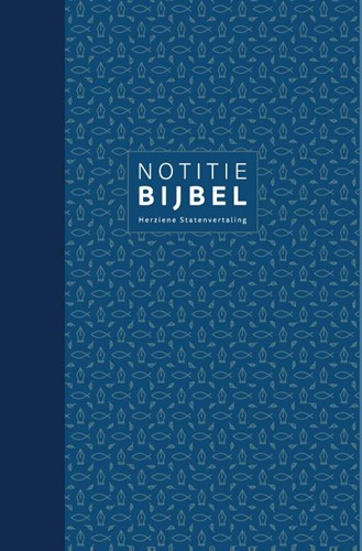 NotitieBijbel (Hardcover)