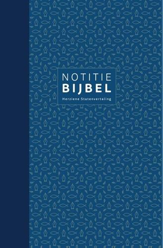 Notitiebijbel (Hardcover)
